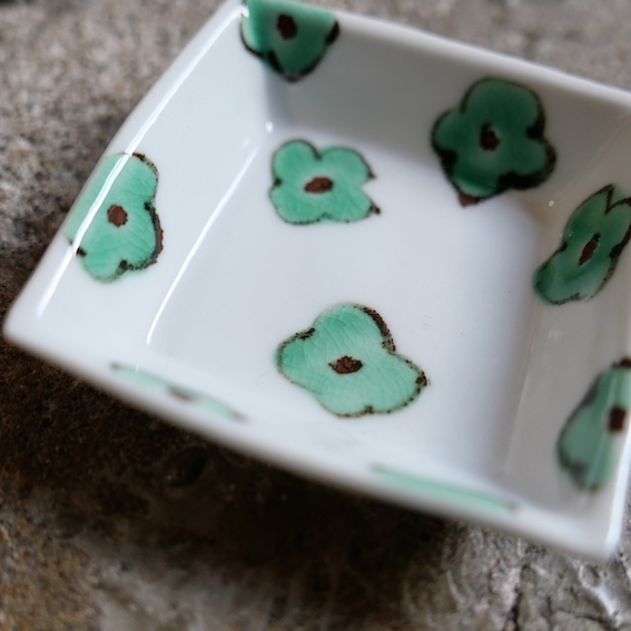 村田菜穂美豆皿