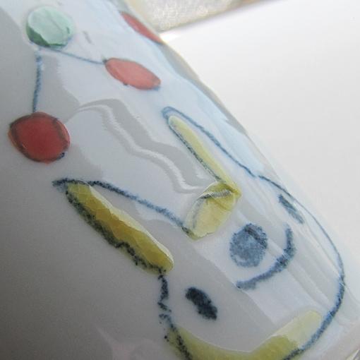 出産祝い・誕生祝いには村田菜穂美のこどもの器