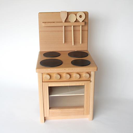 木のおもちゃ ままごと キッチン ドイツ バウアー社製