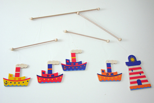 ニキティキ モビール 船