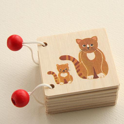 キーナー木の絵本 動物