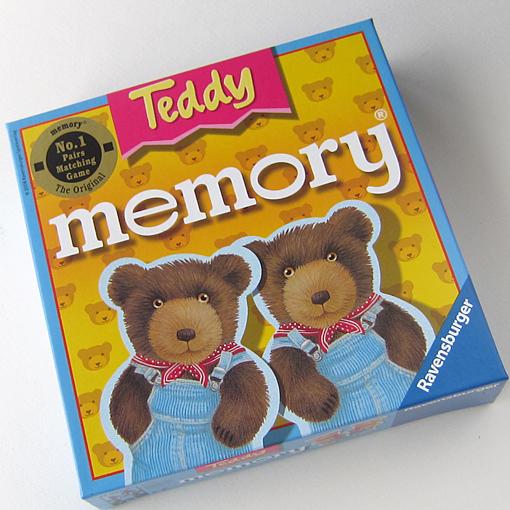 teddymemory