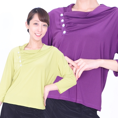 社交ダンス衣装トップス商品番号1805