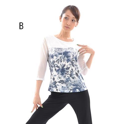 社交ダンス衣装トップス商品番号1850