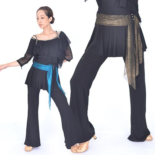 女性ダンスウェアパンツ商品番号0080