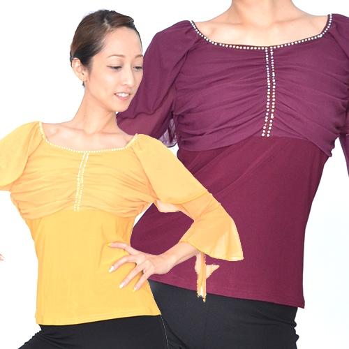 社交ダンス衣装トップス商品番号1749