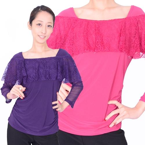 社交ダンス衣装トップス商品番号1487