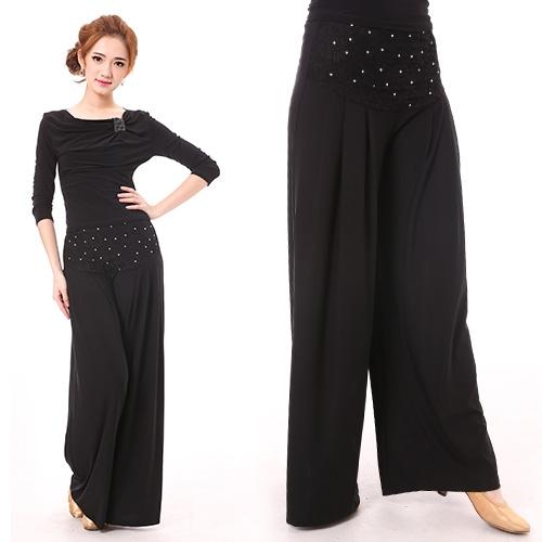女性ダンスウェアパンツ商品番号0083