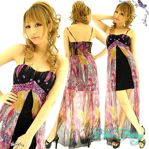 シースルードレス商品番号0065