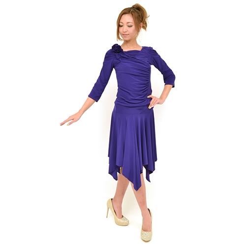 社交ダンス衣装スカート商品番号0293