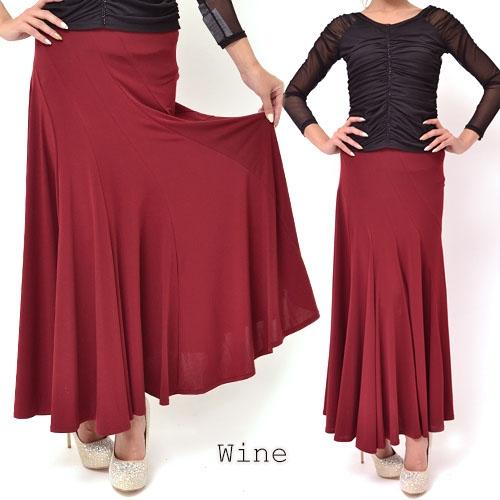 社交ダンス衣装スカート商品番号0326