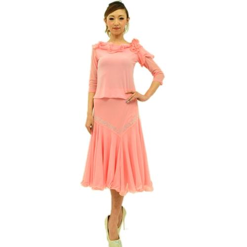 社交ダンス衣装スカート商品番号0108