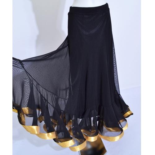社交ダンス衣装スカート商品番号0290