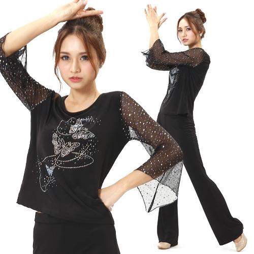 社交ダンス衣装トップス商品番号0562