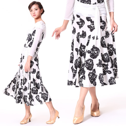社交ダンス衣装スカート商品番号0153
