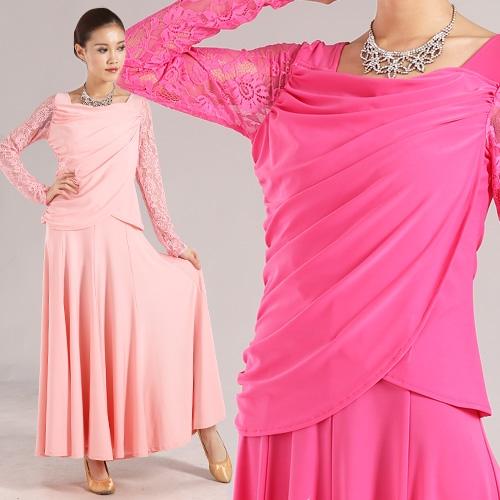 社交ダンス衣装モダンダンスドレス商品番号0057