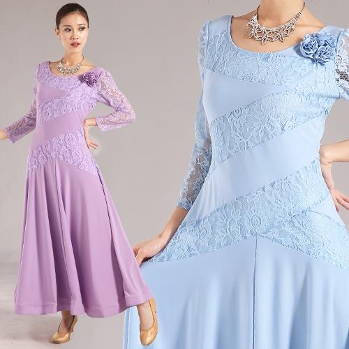 社交ダンス衣装モダンダンスドレス商品番号0012