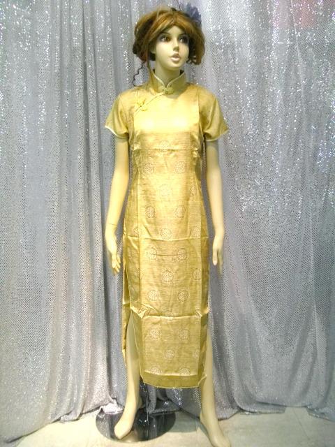 カラオケ衣装 チャイナドレス商品番号0010