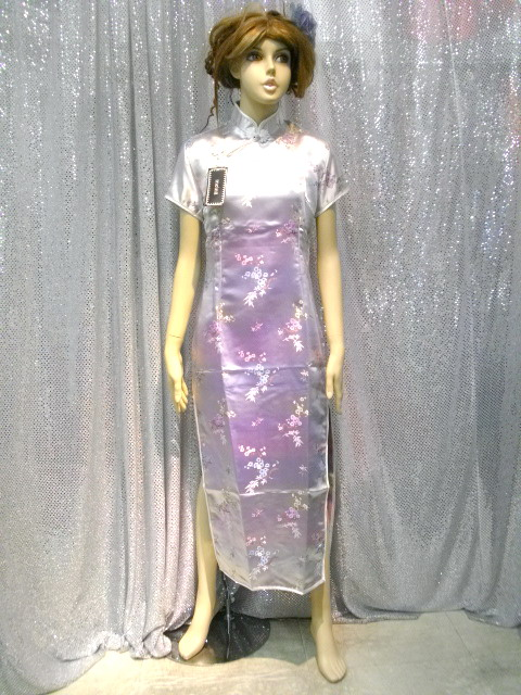 カラオケ衣装 チャイナドレス商品番号0011