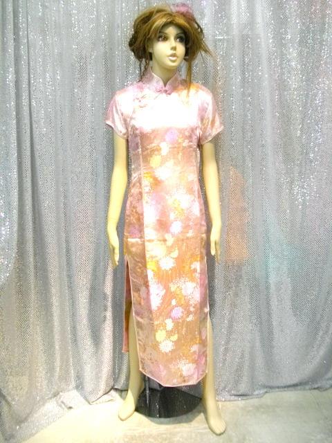 カラオケ衣装 チャイナドレス商品番号0020