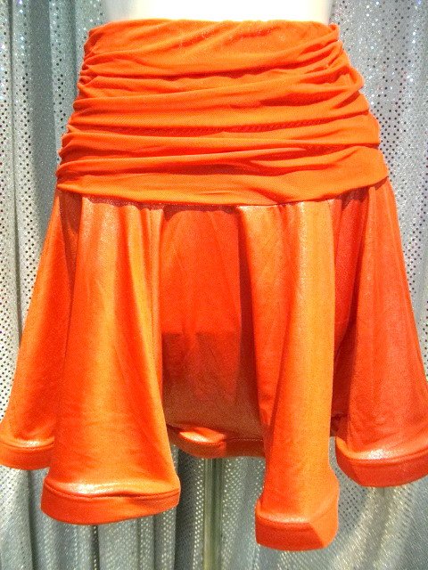 ダンスウェアスカート商品番号0294