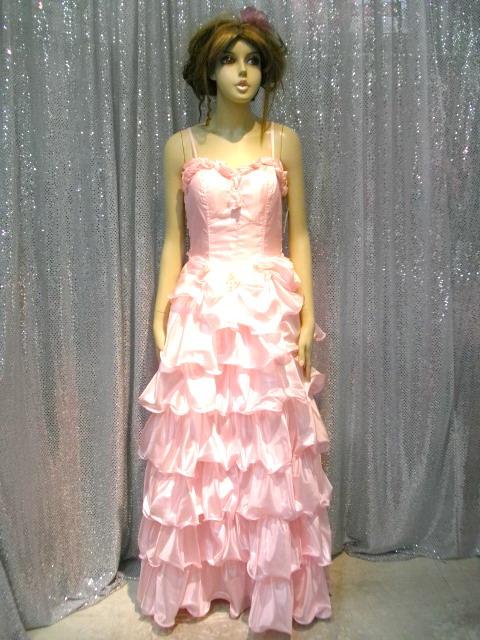 ステージ衣装ドレス商品番号0051