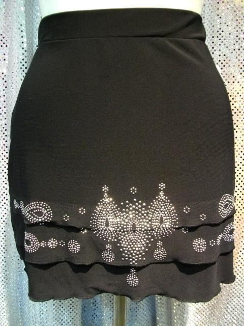 ダンスウェアパレオ巻きスカート商品番号0149