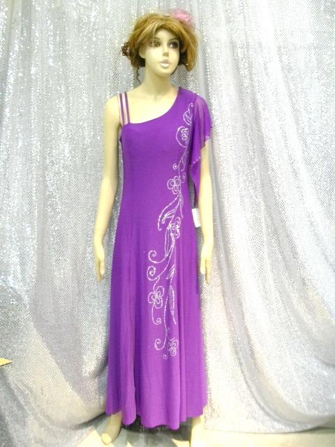 ステージ衣装ドレス商品番号0032