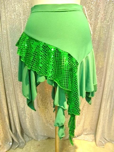 ダンスウェアスカート商品番号0369