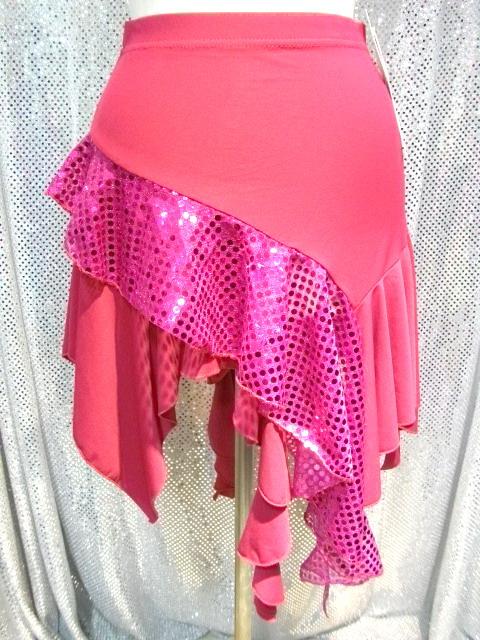 ダンスウェアスカート商品番号0367