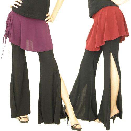 ダンスウェアオーバースカート商品番号0190