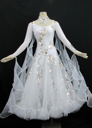 社交ダンス衣装発表会デモドレス商品番号0116