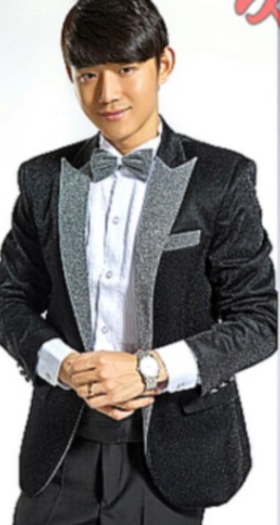 男性カラオケ衣装ジャケット商品番号0005