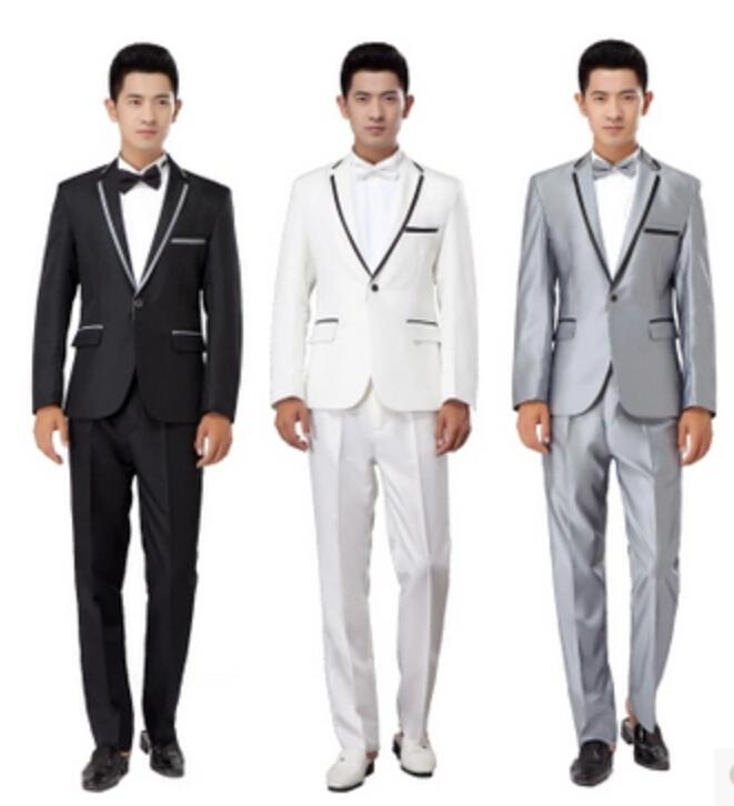 男性カラオケ衣装フォーマルスーツ4点セット商品番号00017