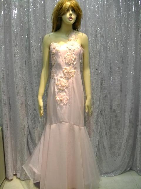 ステージ衣装ドレス商品番号0002