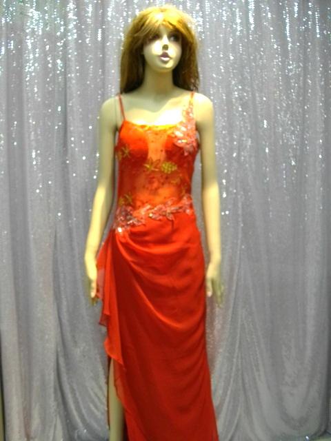 シースルードレス商品番号0019