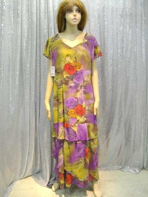Lサイズドレス商品番号0041