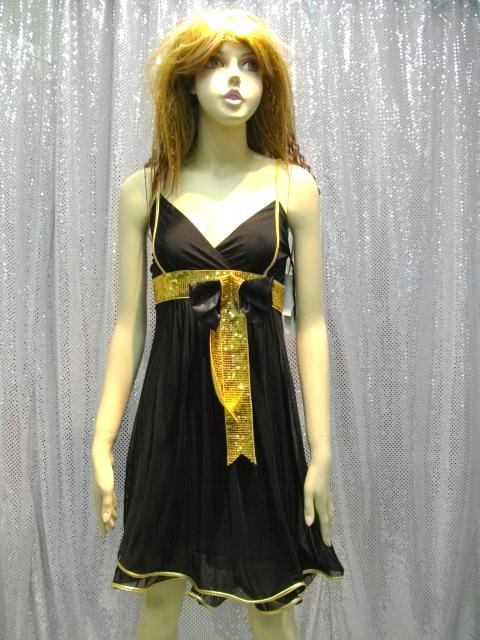 ミニドレス商品番号0056