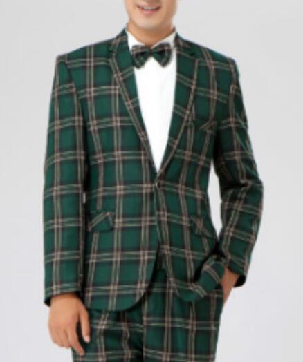 男性カラオケ衣装スーツ4点セット商品番号0005