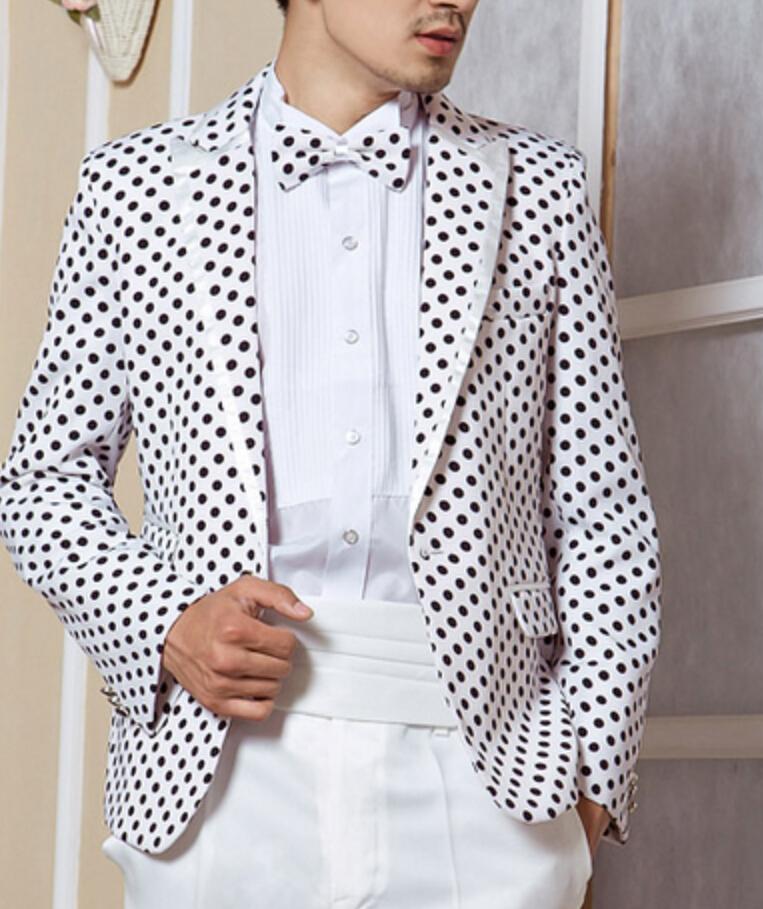 男性カラオケ衣装ジャケット商品番号0014