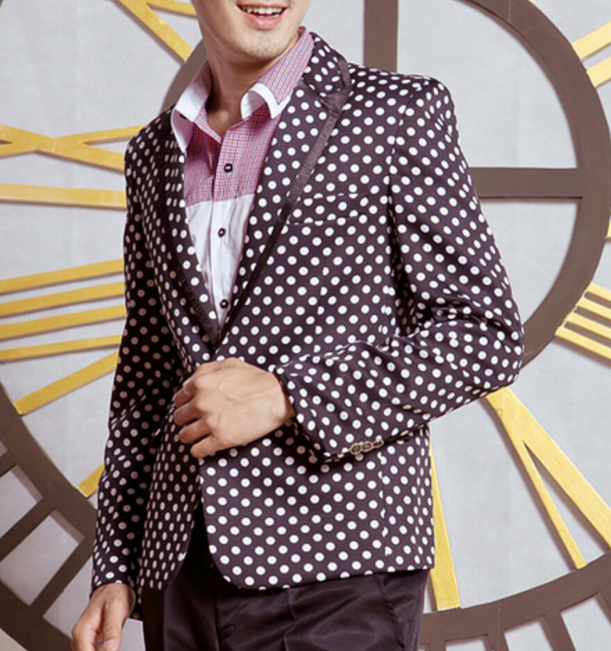 男性カラオケ衣装ジャケット商品番号0013