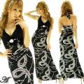 ロングドレス商品番号0117
