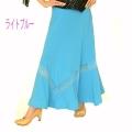 社交ダンス衣装スカート商品番号0453