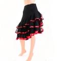 社交ダンス衣装スカート商品番号0520