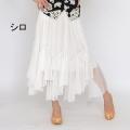 社交ダンス衣装スカート商品番号0452