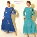 社交ダンス衣装トップス商品番号0571