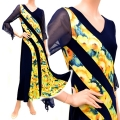 社交ダンス衣装モダンダンスドレス商品番号0073