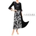 社交ダンス衣装モダンダンスドレス商品番号0039