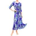 社交ダンス衣装モダンダンスドレス商品番号0146