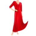 社交ダンスドレス モダン商品番号0126